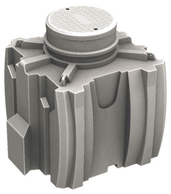Studnia kablowa VENKON SK-1250