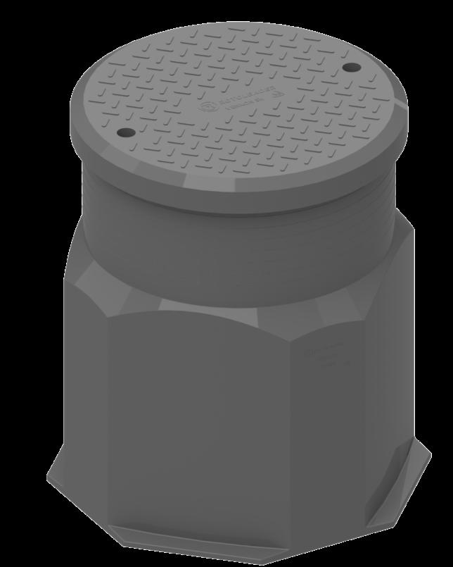 Studnia kablowa VENKON SK-680
