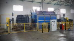 Maszyna do odlewów rotacyjnych